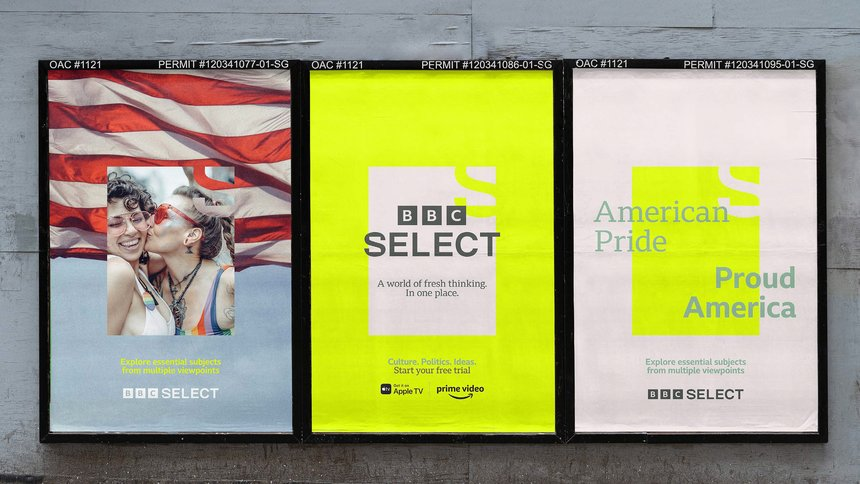 BBC Select Posters