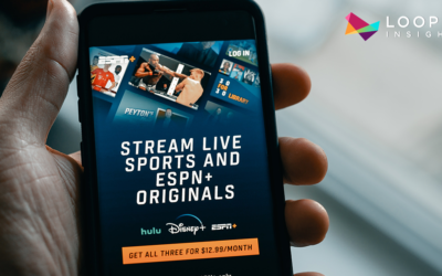 Will the Streaming Giants start stomping on the same ground?